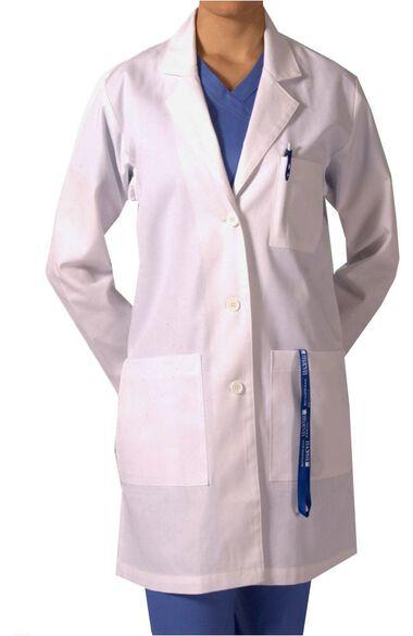 """Unisex Twill 35"""" Lab Coat, , large"""