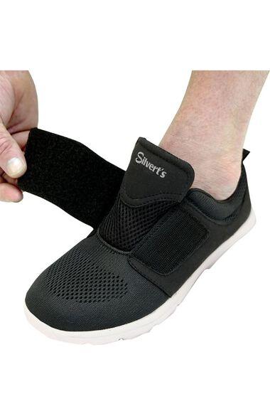 Silvert's Men's Light Weight Solid Walker Shoe, , large