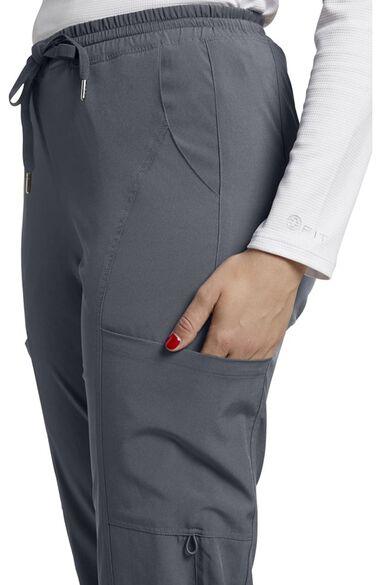 Women's Contoured Jogger Scrub Pant, , large