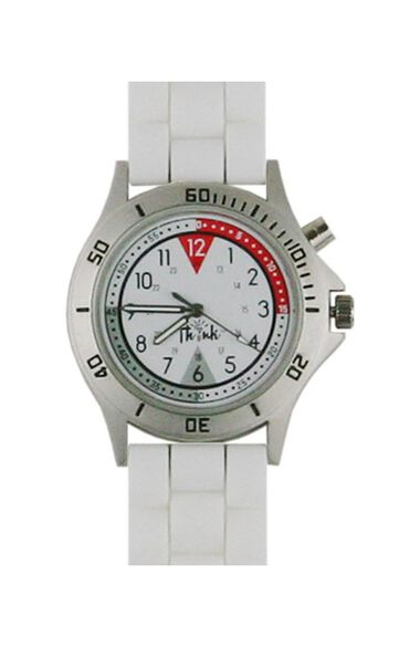 Unisex Braided Silicone Professional Watch, , large