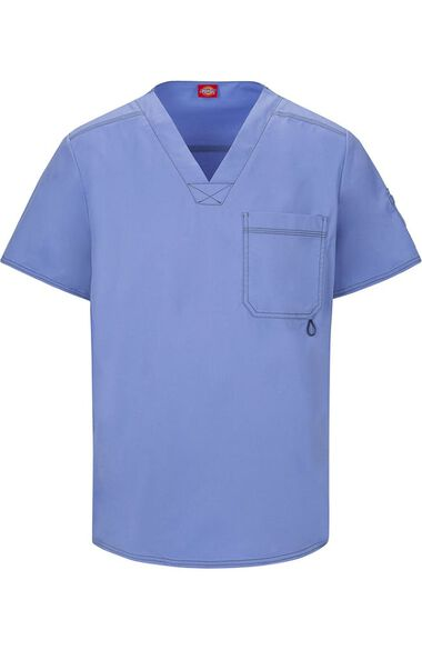 Clearance Men's Youtility V-Neck Scrub Top, , large