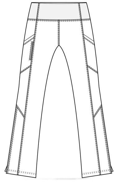 Women's Align PWRcor Yoga Scrub Pant, , large