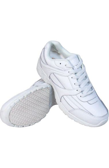 Clearance Women's White Jogger Work Shoe, , large