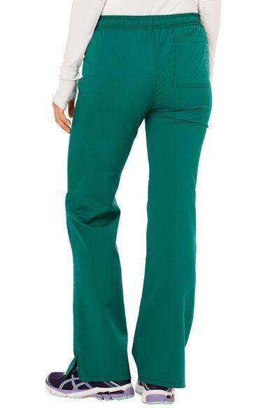 Clearance Women's Mid Rise Mod Flare Leg Pant, , large