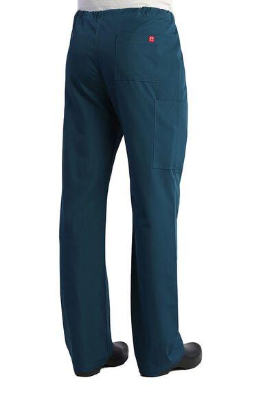 Unisex Straigh Leg Drawstring Scrub Pant, , large