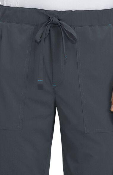 Men's Luke Drawstring Cargo Scrub Pant, , large