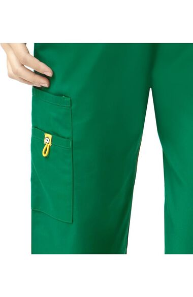 Women's Quebec Lady Fit 8-Pocket Scrub Pants, , large