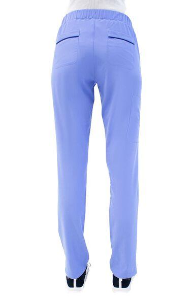 Women's Full Waistband Scrub Pant, , large