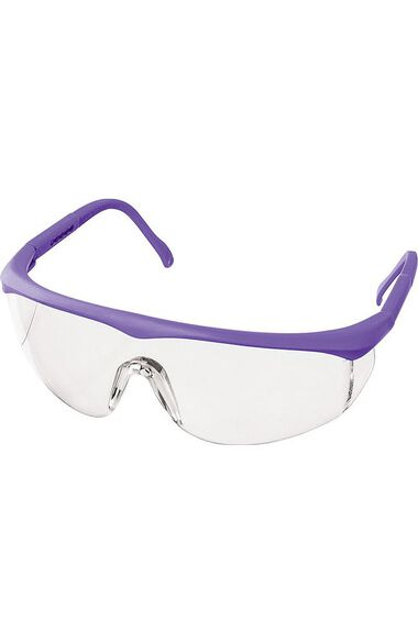 Clearance Healthmate Colored Full Frame Protective Eyewear - Safety Glasses, , large