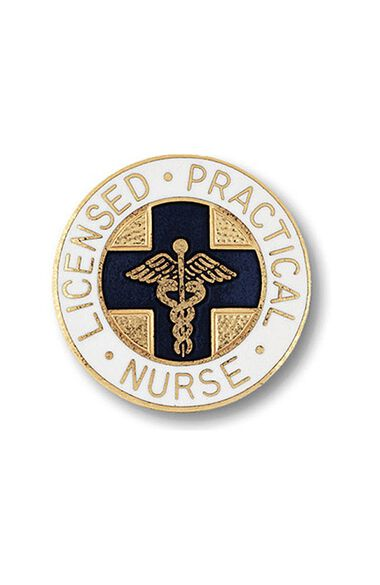 Emblem Pin Licensed Practical Nurse, , large