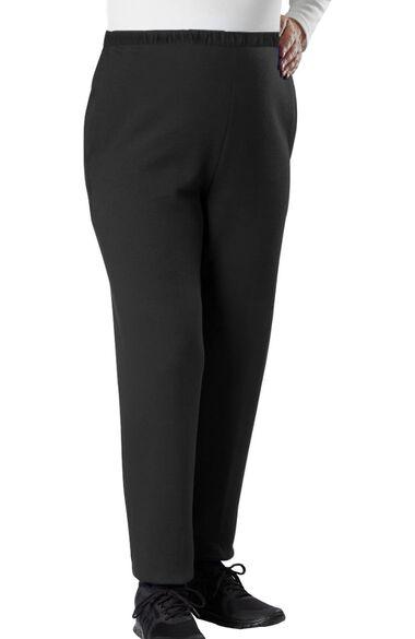 Silvert's Women's Open Back Fleece Solid Pant, , large