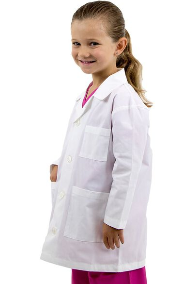 Unisex Kid's Lab Coat, , large
