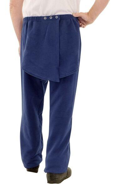 Silvert's Men's Open Back Solid Sweat Pant, , large