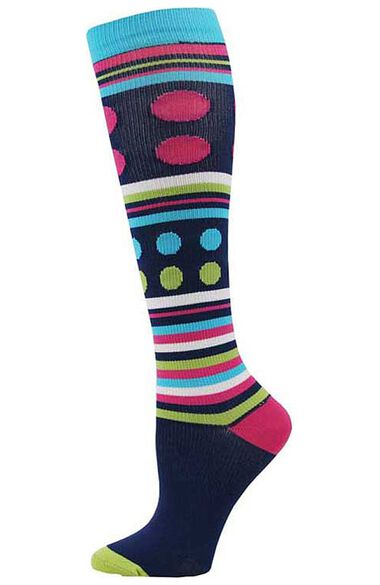 Women's 8-15 mmHg Compression Socks, , large