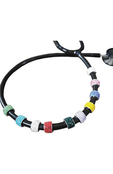 Crystal Stethoscope Charms, , large