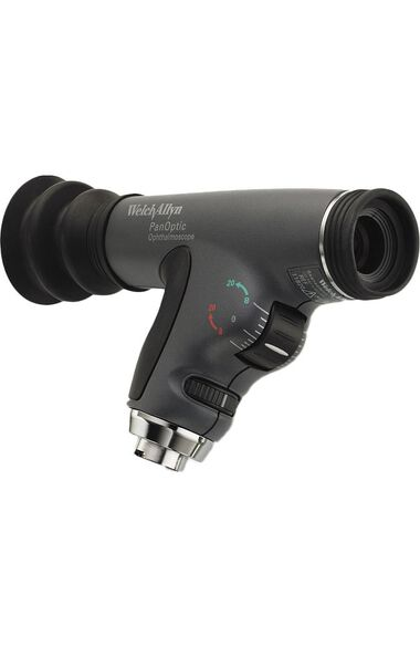 PanOptic Ophthalmoscope Head with Cobalt Filter & Add-On Corneal Magnifying Lens 11820, , large