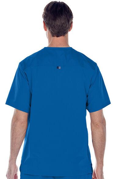 Men's Summit Solid Scrub Top, , large