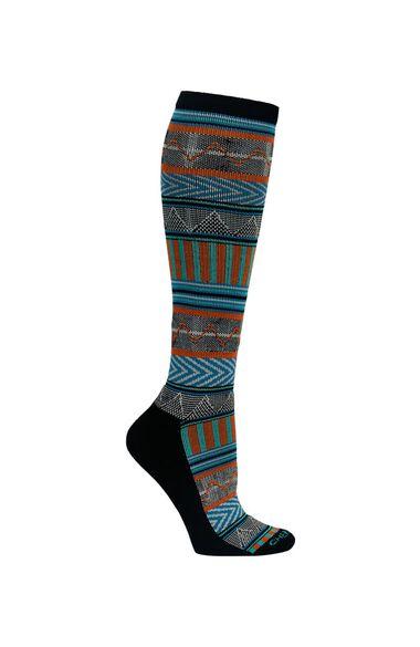 Men's Knee High 15-20 Mmhg Compression Sock, , large