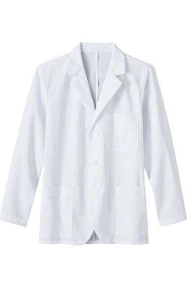 "Men's 3-Pocket Consultation 30"" Lab Coat, , large"