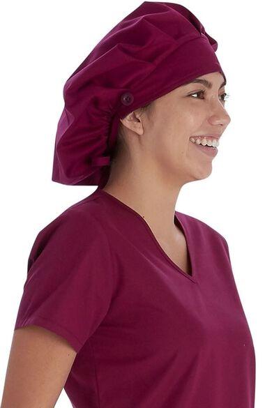 Clearance Women's Bouffant Scrub Hat, , large