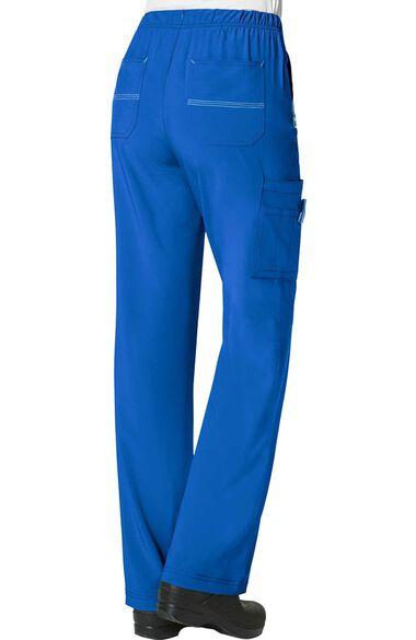 Women's Boot Cut Cargo Pant, , large