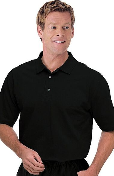 Clearance Unisex Polo Shirt, , large