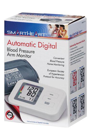 Digital Blood Pressure Adult Arm Monitor Kit, , large