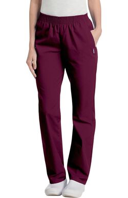 Women's Classic Relaxed Fit Scrub Pant