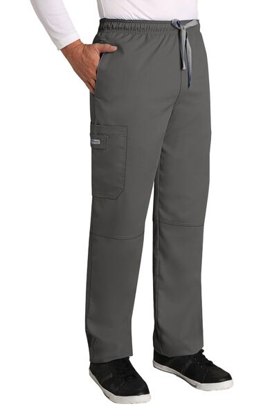 Clearance Grey's Anatomy Classic Men's 6 Pocket Cargo Pant, , large