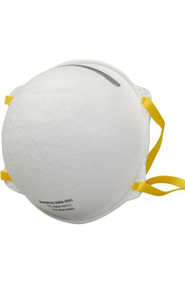 N95 NIOSH Approved Face Respirator Box of 20, , large