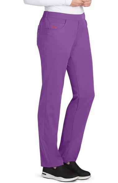 Clearance Spandex Stretch by Grey's Anatomy Women's Emma 5 Pocket Scrub Pant, , large