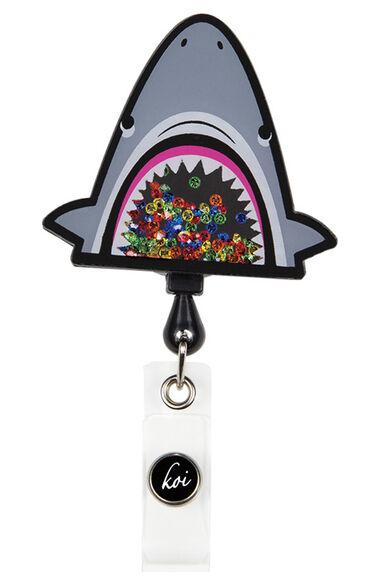 Women's Shaker Badge Reel, , large