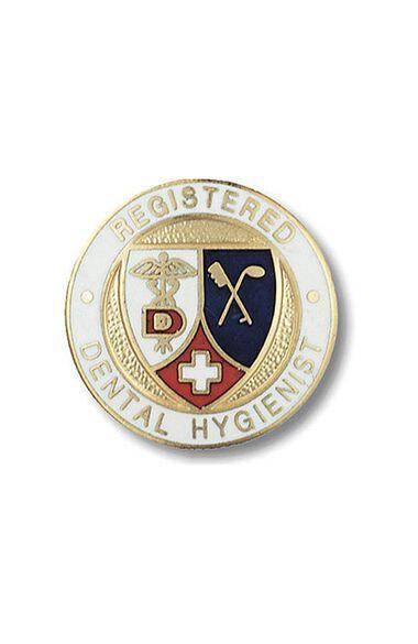 Dental Hygienist, Registered Pin, , large