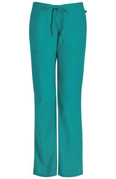 Clearance Women's Mid-Rise Drawstring Scrub Pant, , large
