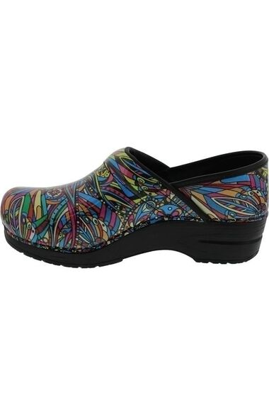 Women's Pro Patent Solid Clog, , large