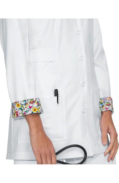 Women's Janice Lab Coat, , large