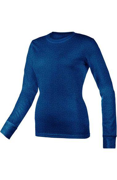Women's Curve Burn Out Underscrub T-Shirt, , large