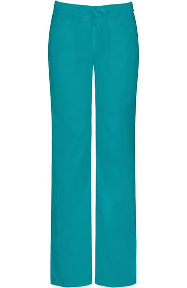 Clearance Women's Low-Rise Pull-On Scrub Pant, , large