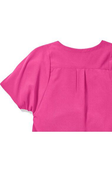 Women's Dolman Solid Scrub Top, , large