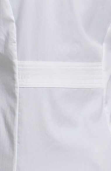 """Women's Chic Empire Seam 33"""" Lab Coat, , large"""