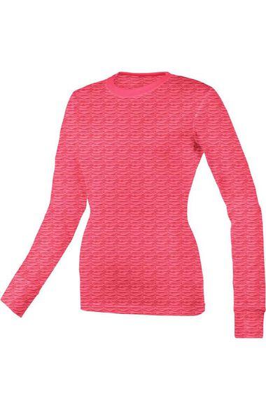 Women's Scratch Burn Out Underscrub T-Shirt, , large