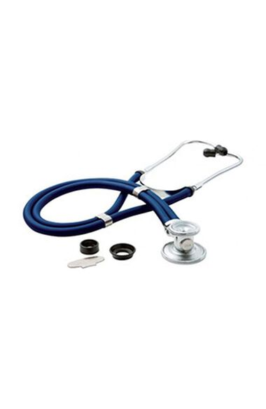 Nurse Combo Pocket Pal II Adscope 641 Sprague Stethoscope Kit, , large