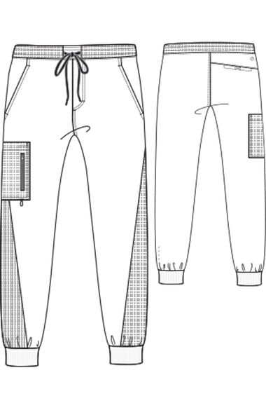 Men's Vortex Jogger Scrub Pant, , large