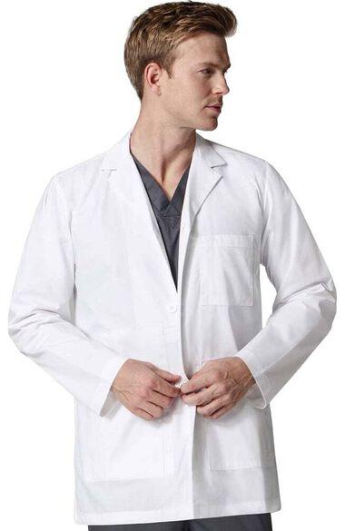 """Men's 31½"""" Consultation Lab Coat, , large"""