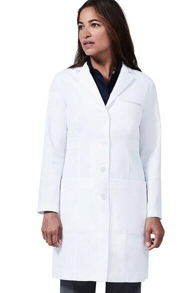 "Women's M3 Estie Classic Fit 36½"" Lab Coat, , large"