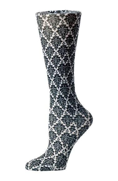Clearance Women's Nylon 8-15 mmHg Compression Sock, , large