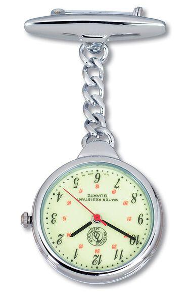Lapel Watch - Healthmate Luminescent Glow, , large