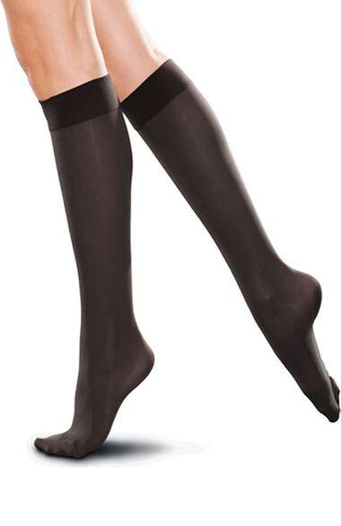 Women's 10-15 mmHg Knee-High Stocking, , large