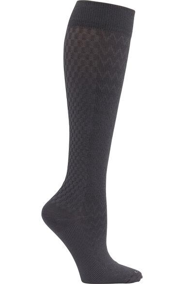 Men's 10-15 MmHg Solid Compression Sock, , large
