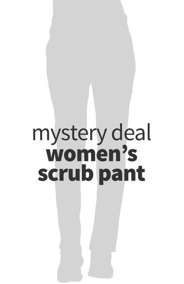 Women's Scrub Pant, , large